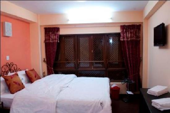 Cosy Hotel: deluxe stupa room