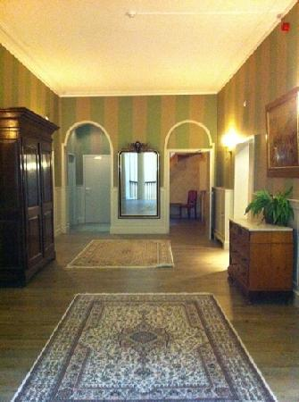 Hotel Patritius: 2nd floor - old world charm