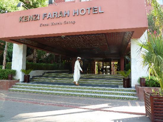 Hotel Kenzi Farah : Entrée.