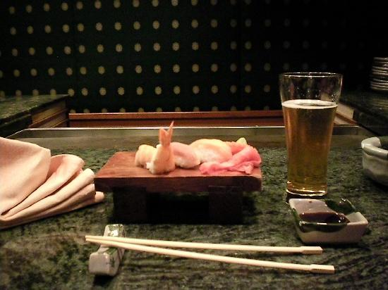 Miyako: cooked fresh in front of you