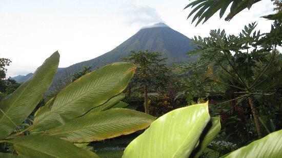 Hotel Mountain Paradise: Volcano