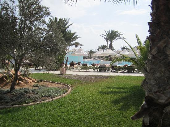 Yadis Djerba Golf Thalasso & Spa: la piscine