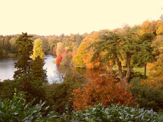 Warminster, UK: Fab walks around Stourhead
