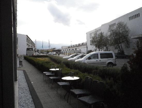 Dalmina Hotel: Exterior del hotel