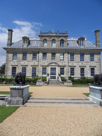Wimborne Minster, UK: Kingston Lacy