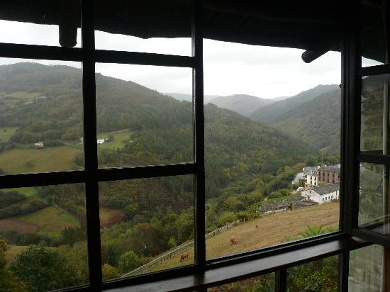 Hotel La Rectoral de Taramundi: Vistas desde habitación 2