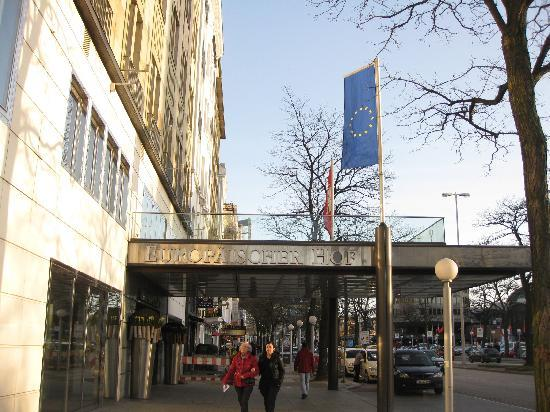 Hotel Europaeischer Hof: hotel facade