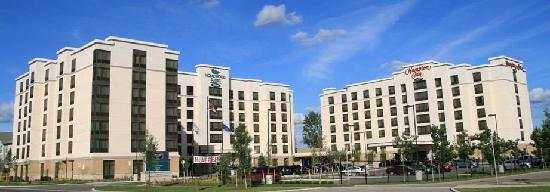 Homewood Suites by Hilton Toronto Airport Corporate Centre : Welcome to the Homewood Suites by Hilton