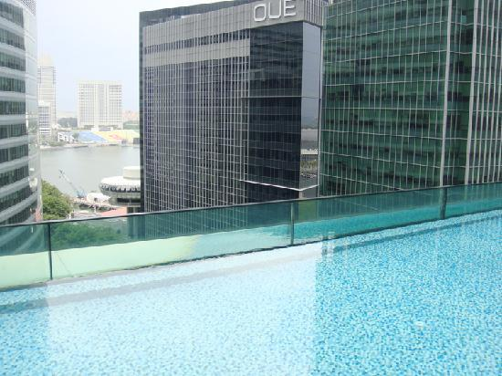 Swimming Pool Picture Of Ascott Raffles Place Singapore Singapore Tripadvisor