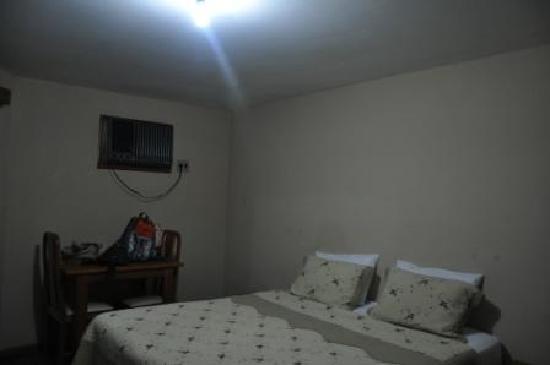Canzi Cataratas Hotel: dormitorio