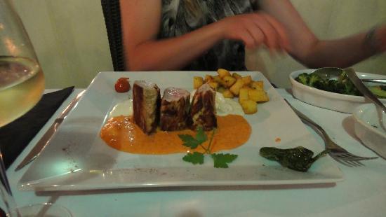 Restaurante El Navarro: Pork!