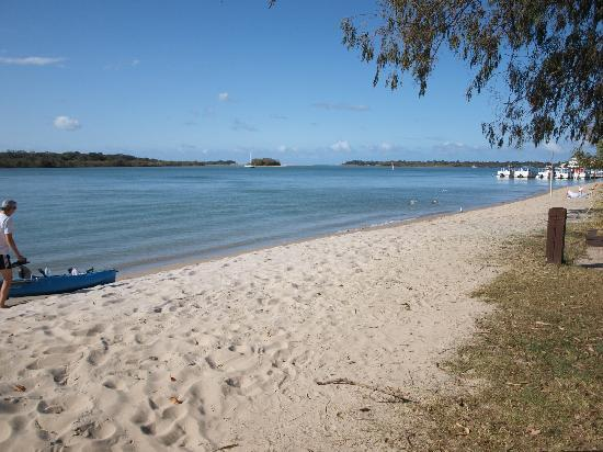 Montpellier Boutique Resort: Noosaville Water Frontage