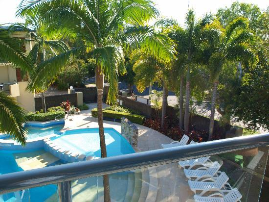 Montpellier Boutique Resort: View from Room 11