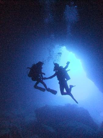 Sea Force Saipan - Day Tours: 神秘な世界