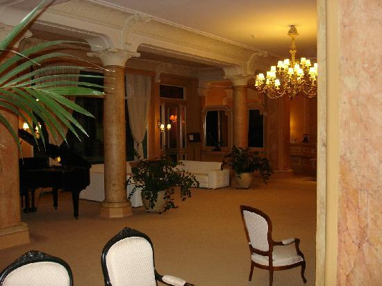 Eden Palace au Lac: Lobby