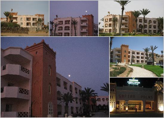 Vincci Safira Palms: Hotel