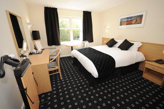 Pinehurst Lodge Hotel: Guest Bedrooms