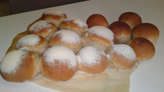 Relais de l'Alsou: bread home made