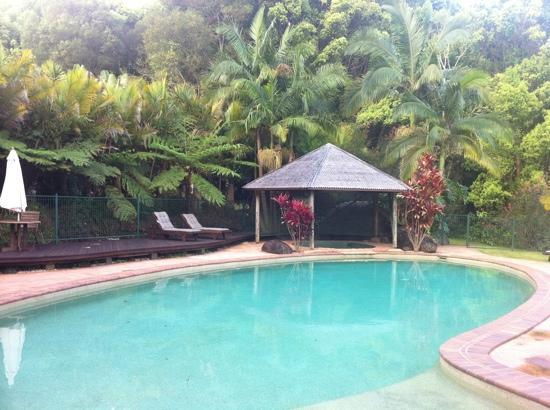 Paradise One Retreat.: The Peppers Pool!