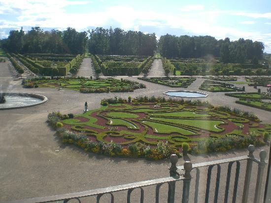 PK Riga Hotel: il parco del Palazzo Rundale