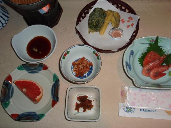 Otari-mura, ญี่ปุ่น: 夕食