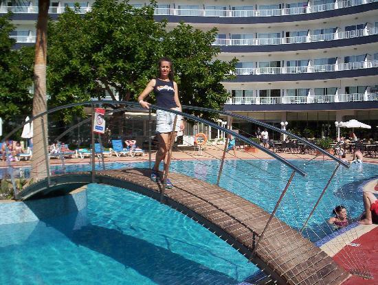 聖米歇爾大西洋公園酒店照片