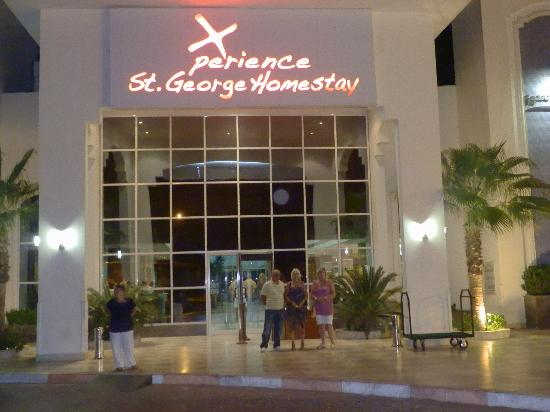 Xperience St. George Homestay: the front of the hotel