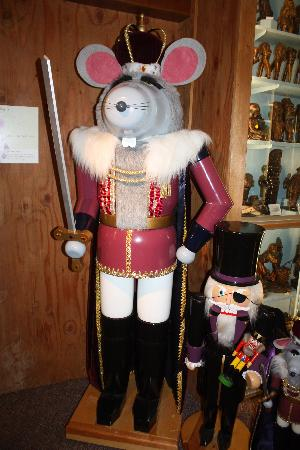 Leavenworth, Waszyngton: The Mouse King