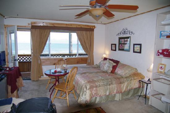 Homer Inn & Spa: La chambre