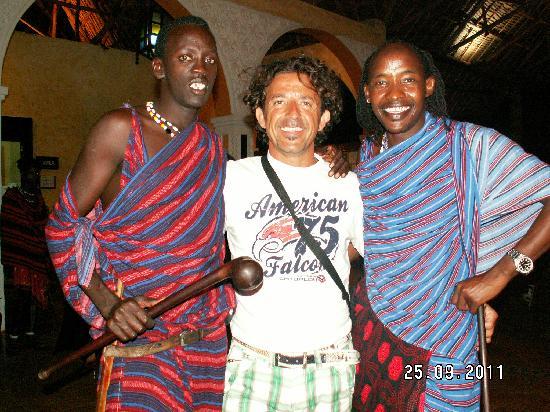 VOI Kiwengwa Resort : masai
