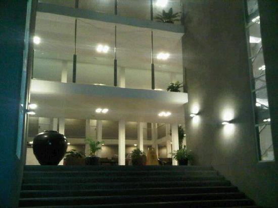 Malaka Hotel: Main Lobby