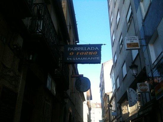 Noia, Spain: o Forno