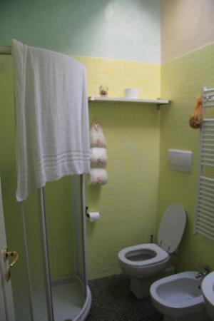 Alle Lanterne: Il bagno