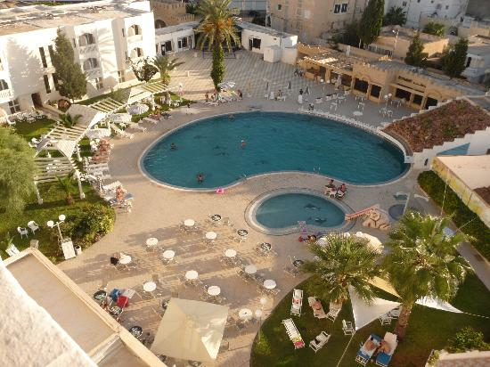 Monastir Center Hotel : zwembad