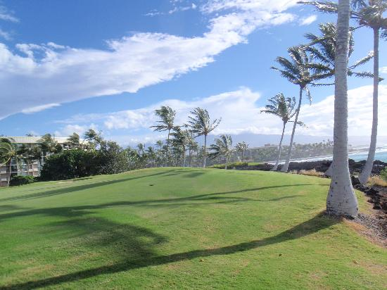 Hilton Waikoloa Village: The fabulous golf couse for those who like to chase the little white ball