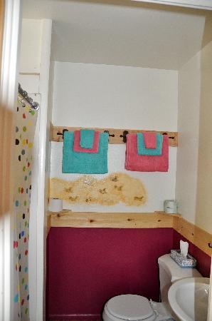 Kokopelli Lodgings: Bathroom