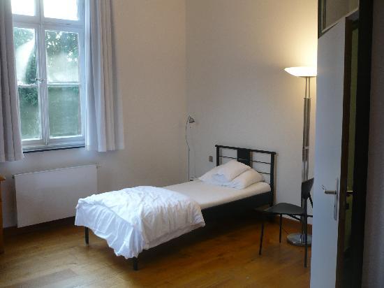 Das Mutterhaus Hotel & Tagungszentrum: Einzelzimmer