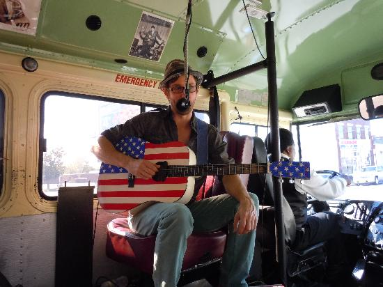 Backbeat Tours: Our Tour Guide - Memphis Jones