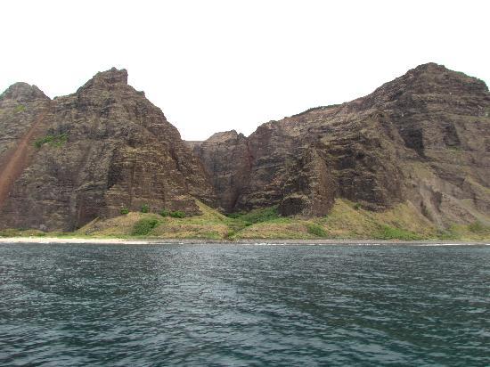 Kauai Sea Tours: Napali Coast!
