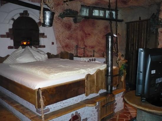 Hotel Bergergut : unere Höhle - we love it :)