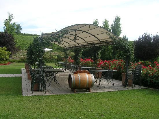 Agriturismo Barac: dinner place