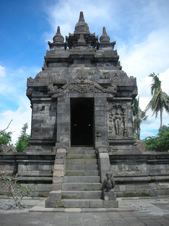 Magelang, Indonesia: Pawon Temple