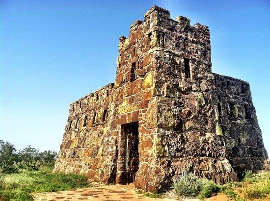 "Coronado Heights: ""castle"""