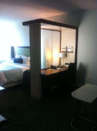 SpringHill Suites Alexandria Old Town/Southwest: room