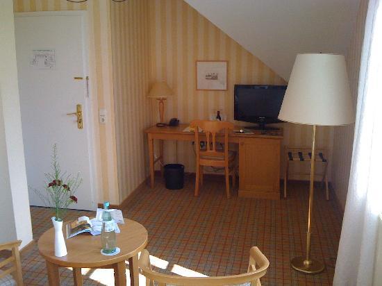 Romantik Hotel Dorotheenhof Weimar: Zimmer 202