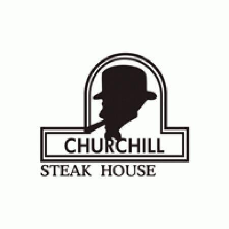 CHURCHILL STEAK HOUSE : LOGO