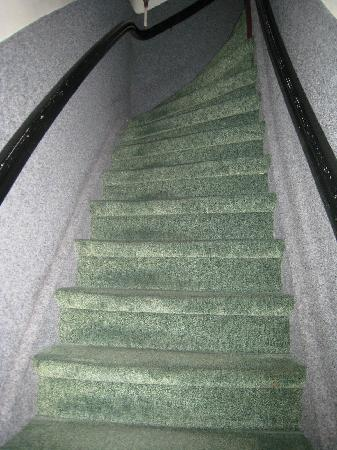 Hotel Kap: The stairs are as steep as they look