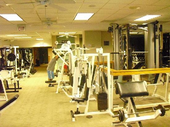 Doubletree by Hilton Grand Hotel Biscayne Bay: Gym