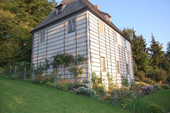 Goethes Gartenhaus: Gartenhaus