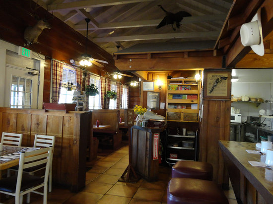Ranch House Cafe Olancha California